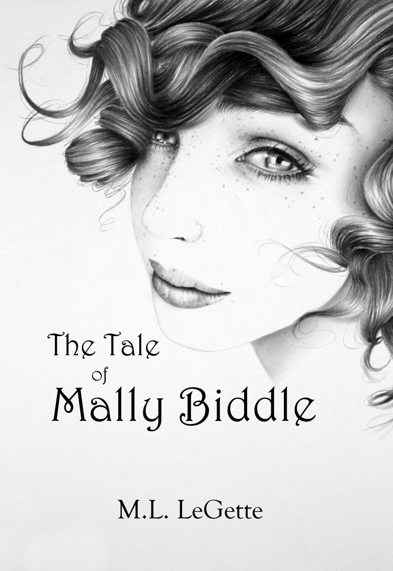 The Tale of Mally Biddle Book Cover