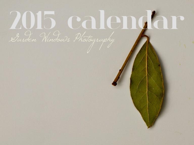 Culinary Calendar 2015